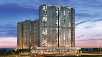 Gallery Cover Image of 650 Sq.ft 1 BHK Apartment for buy in Puraniks Rumah Bali, Thane West for 6800000