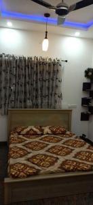 Bedroom Image of Krishna PG in Rayasandra