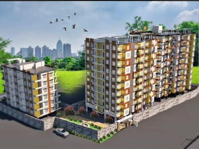 Gallery Cover Image of 793 Sq.ft 2 BHK Apartment for buy in Saptarshi Park for 1625000