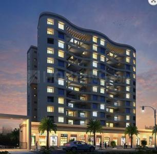 Gallery Cover Image of 547 Sq.ft 1 BHK Apartment for rent in Undri for 10000