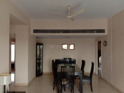 Gallery Cover Image of 1856 Sq.ft 3 BHK Apartment for rent in Ballygunge for 65000