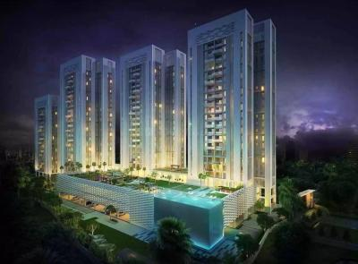 Gallery Cover Image of 1342 Sq.ft 3 BHK Apartment for buy in Salt Lake City for 12500000