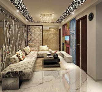 Gallery Cover Image of 2737 Sq.ft 4 BHK Apartment for buy in Rustomjee Seasons, Bandra East for 94900000