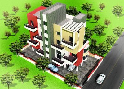 Gallery Cover Image of 640 Sq.ft 2 BHK Independent Floor for buy in Andul for 1320000