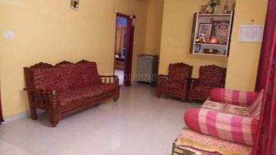 Gallery Cover Image of 1200 Sq.ft 2 BHK Independent Floor for rent in Jaya Chamarajendra Nagar for 15000