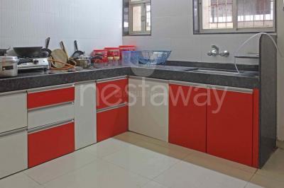 Kitchen Image of PG 4642762 Balewadi in Balewadi