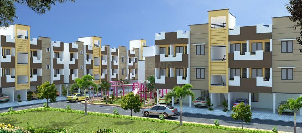 Brochure Image of 1179 Sq.ft 3 BHK Independent Floor for buy in Urapakkam for 3800000