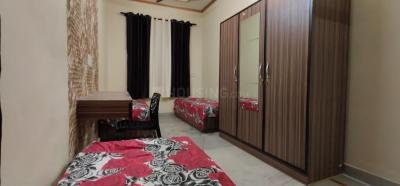 Bedroom Image of Kanika Girls PG in Sector 3 Rohini