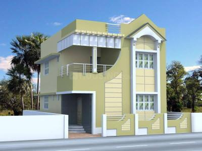 Gallery Cover Image of 750 Sq.ft 1 BHK Independent House for rent in Cox Town for 11000