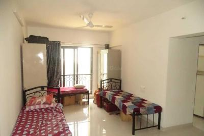 Bedroom Image of Meridian Stays in Andheri East