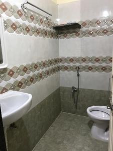 Bathroom Image of Kamakshi Residency PG in Adibhatla