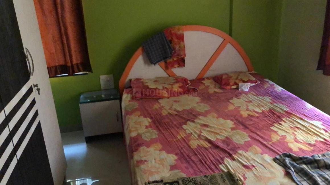 Bedroom Image of 1000 Sq.ft 2 BHK Independent Floor for rent in Narhe for 13000