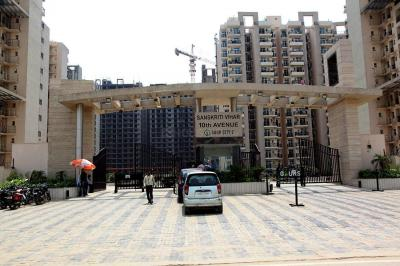 Gallery Cover Image of 555 Sq.ft 1 RK Apartment for buy in Noida Extension for 2555000