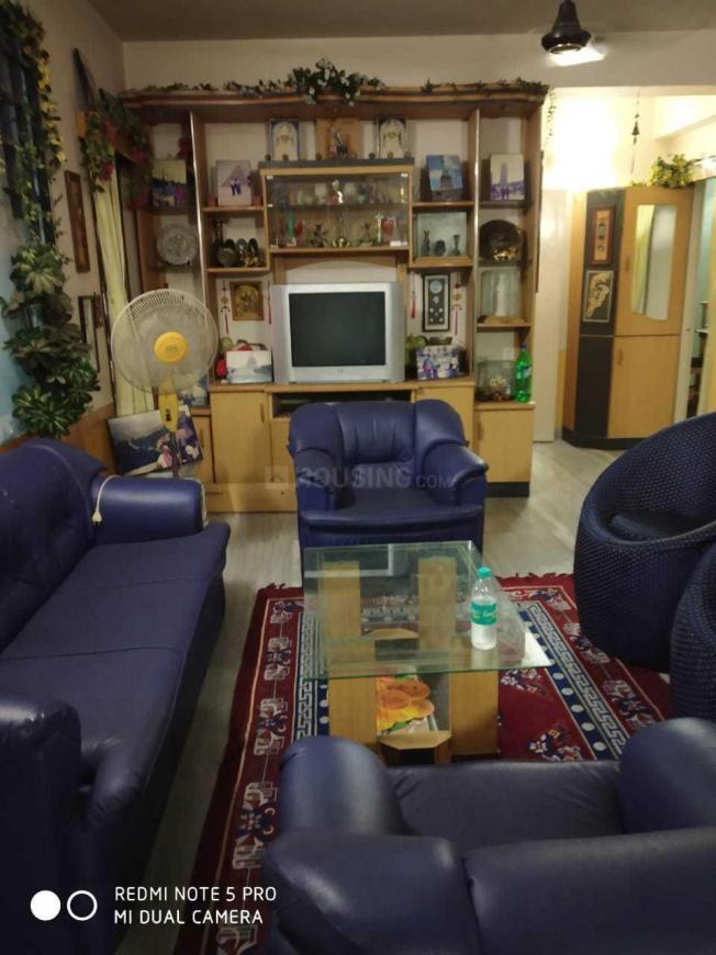 Living Room Image of 1100 Sq.ft 2 BHK Apartment for rent in Netaji Nagar for 30000