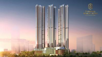 Gallery Cover Image of 1283 Sq.ft 2 BHK Apartment for buy in Piramal Mahalaxmi North Tower 3, Lower Parel for 36000000