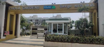 Gallery Cover Image of 900 Sq.ft 2 BHK Apartment for buy in RMK Chola Gardens, Thiruverkkadu for 4140000