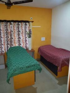 Bedroom Image of The Purple Ladies PG in Banashankari