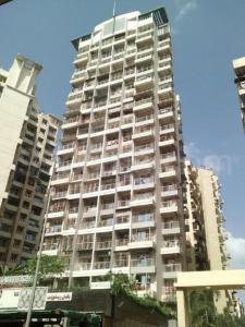 Gallery Cover Image of 700 Sq.ft 1 BHK Apartment for rent in Siddharth Geetanjali Heights, Kharghar for 14000