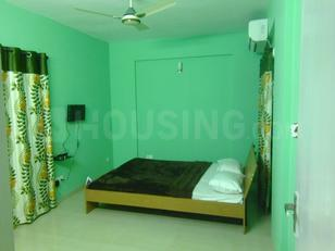 Bedroom Image of 1100 Sq.ft 2 BHK Apartment for buy in Cidco for 5500000
