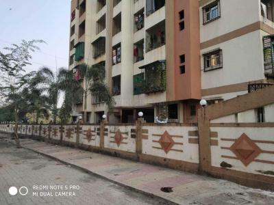 Gallery Cover Image of 830 Sq.ft 2 BHK Apartment for buy in Shagun Omkar Vatika, Badlapur West for 2800000