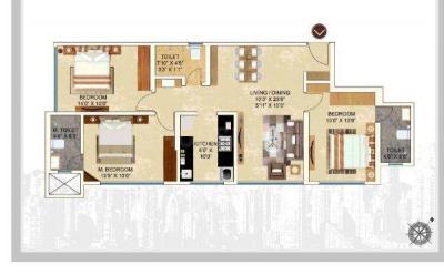 एमआईसीएल आराध्य नौ, घाटकोपर ईस्ट  में 13500000  खरीदें  के लिए 13500000 Sq.ft 2 BHK अपार्टमेंट के ब्रोशर  की तस्वीर