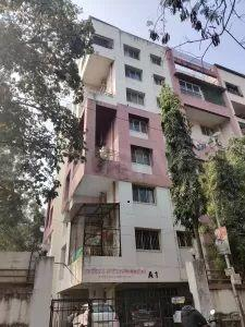 Gallery Cover Image of 950 Sq.ft 2 BHK Apartment for buy in Nikash Lawns, Pashan for 7000000