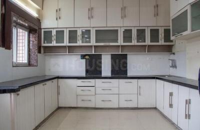 Kitchen Image of Premier Residency 203 in Begumpet
