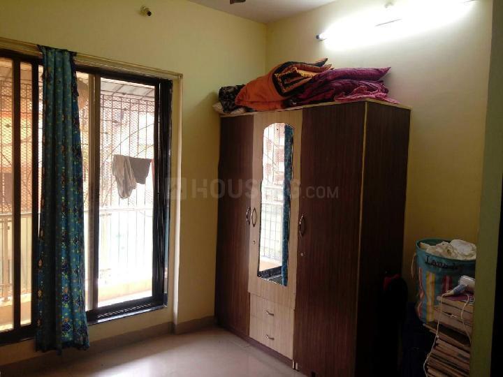 Bedroom Image of 645 Sq.ft 1 BHK Independent Floor for buy in Kopar Khairane for 7000000