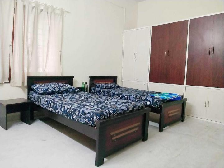 Bedroom Image of Bhawana PG in Madhapur