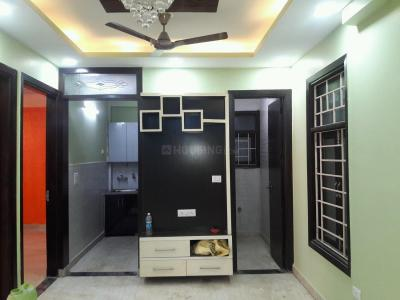 Gallery Cover Image of 750 Sq.ft 2 BHK Apartment for rent in Mahavir Enclave for 14000