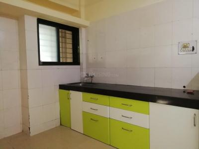 Gallery Cover Image of 700 Sq.ft 1 BHK Apartment for rent in Dhanori for 15000