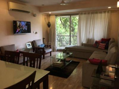 Gallery Cover Image of 1300 Sq.ft 2 BHK Apartment for rent in Silver Palace, Bandra West for 150000