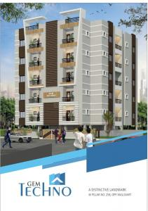 Gallery Cover Image of 1013 Sq.ft 2 BHK Apartment for buy in Rajendra Nagar for 4450000