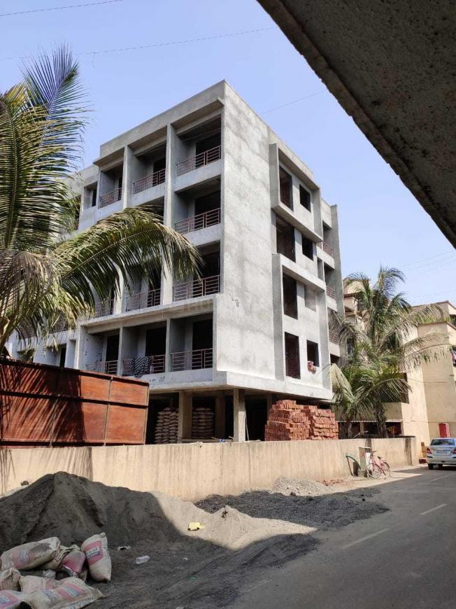 Building Image of 570 Sq.ft 1 BHK Apartment for buy in New Panvel East for 2850000