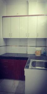 Gallery Cover Image of 450 Sq.ft 1 BHK Independent Floor for rent in Govindpuri for 8500