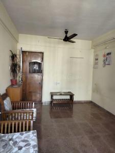 Gallery Cover Image of 580 Sq.ft 1 BHK Apartment for rent in Vasant Smruthi Buildings, Borivali East for 21000