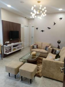 Gallery Cover Image of 665 Sq.ft 1 BHK Apartment for buy in Anand Saket World, Kalyan East for 4000000