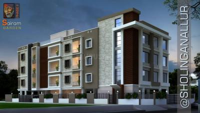 Gallery Cover Image of 1150 Sq.ft 3 BHK Apartment for buy in Sholinganallur for 7000000