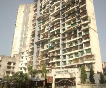 Gallery Cover Image of 1150 Sq.ft 2 BHK Apartment for rent in Kharghar for 27000