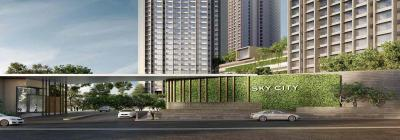 Gallery Cover Image of 2021 Sq.ft 5 BHK Independent Floor for buy in Oberoi Sky City, Borivali East for 58000000