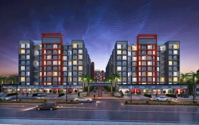 Gallery Cover Image of 920 Sq.ft 2 BHK Apartment for buy in Wellwisher Town, Yashwant Nagar for 3000000