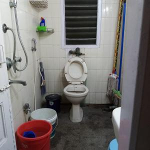 Bathroom Image of Flatsharing For Girls Near Mount Carmel Church in Bandra West