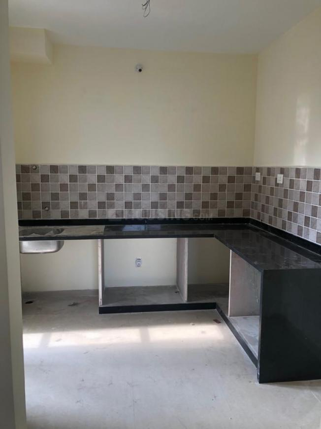 Kitchen Image of 660 Sq.ft 1 BHK Apartment for rent in Kharghar for 16500