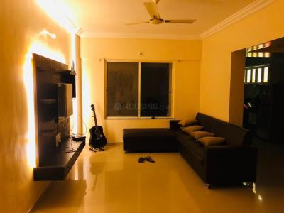 Gallery Cover Image of 1400 Sq.ft 3 BHK Apartment for rent in Karve Nagar for 35000