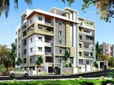 Gallery Cover Image of 1308 Sq.ft 3 BHK Apartment for buy in Keshtopur for 5886000
