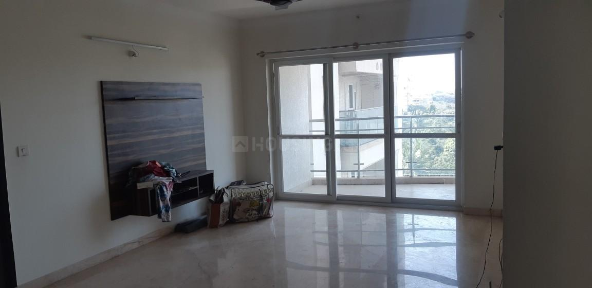 Living Room Image of 2400 Sq.ft 3 BHK Apartment for rent in R. T. Nagar for 55000