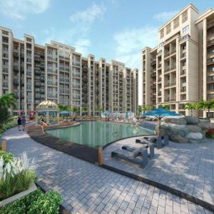 Gallery Cover Image of 1350 Sq.ft 3 BHK Apartment for buy in Today Anandam Phase I, Rohinjan for 11000000