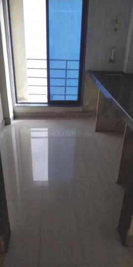 Kitchen Image of 750 Sq.ft 1 BHK Apartment for rent in Ulwe for 7500