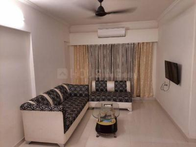Gallery Cover Image of 950 Sq.ft 2 BHK Apartment for rent in Sethia Grandeur, Bandra East for 60000