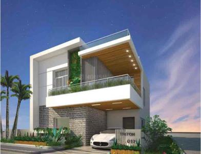 Gallery Cover Image of 2300 Sq.ft 3 BHK Villa for buy in Triton Environ, Kompally for 14000025